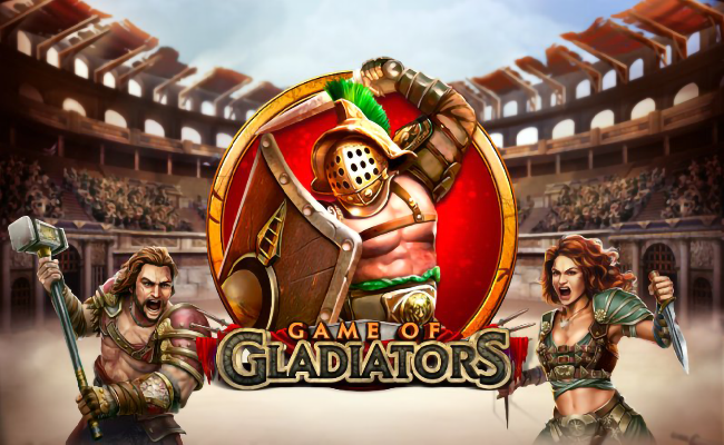 Mengulik Game Of Gladiators Slot Judi Playngo