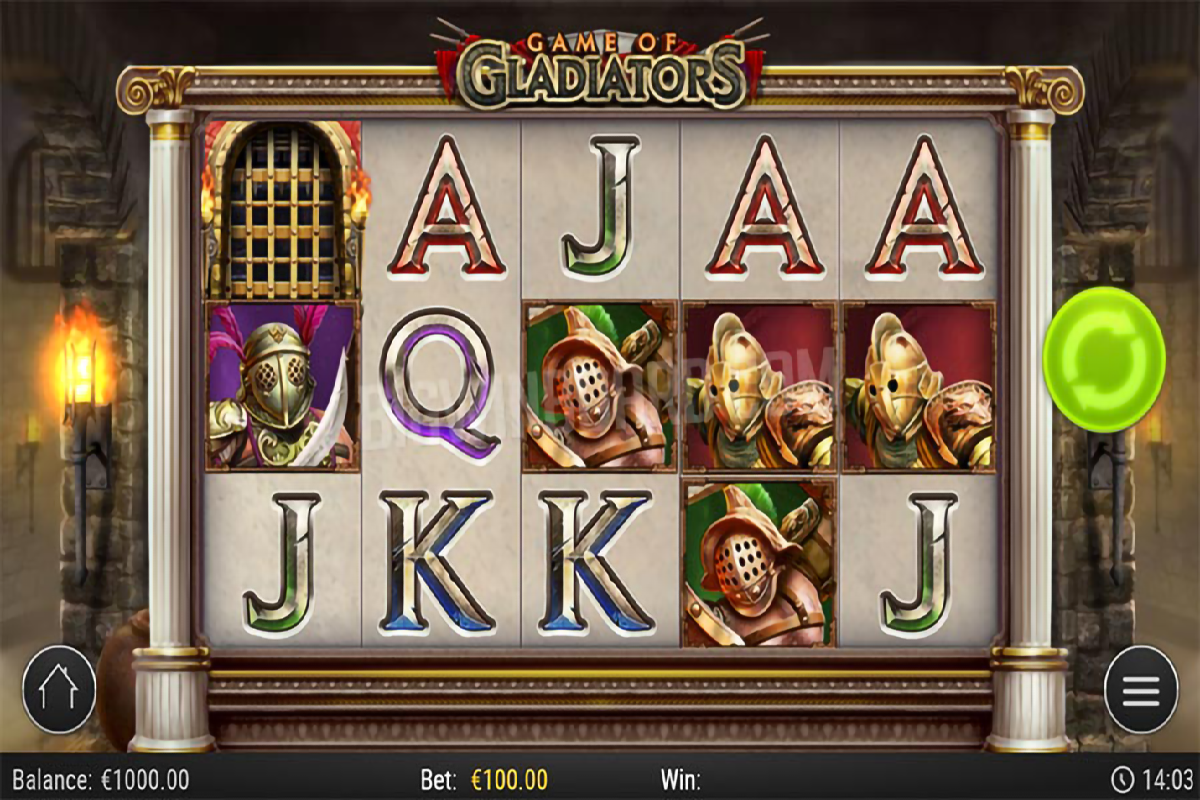 Mengulik Game Of Gladiators Slot Judi Playngo1 - Mengulik Game Of Gladiators Slot Judi Playngo